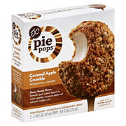 Jennifer Constantine Pie Pops Caramel Apple Crumble