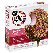 Jennifer Constantine Pie Pops Strawberry Cream