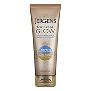 Jergens Natural Glow Fair To Medium Skin Tones Firming Daily Moisturizer
