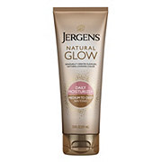 Jergens Natural Glow Medium To Tan Skin Tones Daily Moisturizer