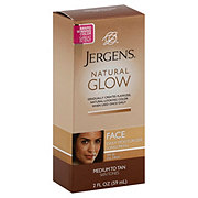 Jergens Natural Glow Medium To Tan Skin Tones Facial Daily Moisturizer