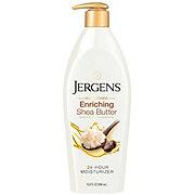 Jergens Shea Butter Skin Enriching Moisturizer