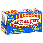 Jet-Alert Double Strength Caffeine 200 mg Caplets