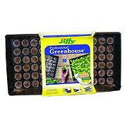 JIffy 72 Seed Pod Greenhouse Starter Kit