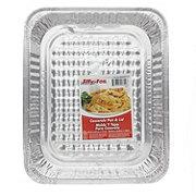 Jiffy-Foil Casserole Pan & Lid