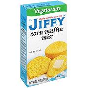 Jiffy Vegetarian Corn Muffin Mix