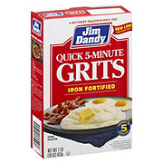 Jim Dandy Iron Fortified Quick Grits