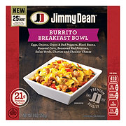 Jimmy Dean Burrito Breakfast Bowl