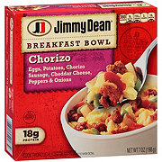 Jimmy Dean Chorizo, Egg and Cheese Breakfast Bowl
