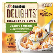 Jimmy Dean Delights Turkey Sausage Bowl