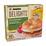 Jimmy Dean Delights Turkey Sausage Reduced Fat Croissant