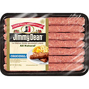 Jimmy Dean Original Fresh Pork Sausage Links