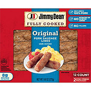 Jimmy Dean Original Pork Sausage Links
