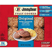 Jimmy Dean Original Pork Sausage Patties