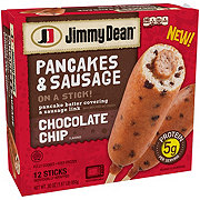 Jimmy Dean Pancakes and Sausage on a Stick, Chocolate Chip