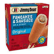 Jimmy Dean Pancakes and Sausage on a Stick, Original