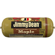 Jimmy Dean Premium Pork Maple Sausage Roll