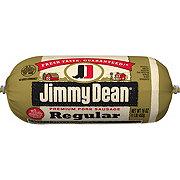 Jimmy Dean Premium Pork Regular Sausage Roll