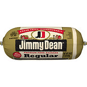 Jimmy Dean Premium Regular Pork Sausage