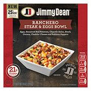 Jimmy Dean Ranchero Steak And Eggs Bowl