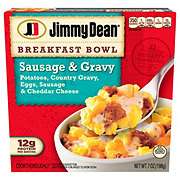 Jimmy Dean Sausage and Gravy Breakfast Bowl