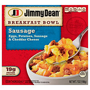 Jimmy Dean Sausage, Egg and Cheese Breakfast Bowl