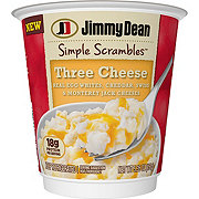 Jimmy Dean Three Cheese Scramble
