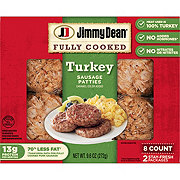 Jimmy Dean Turkey Sausage Patties
