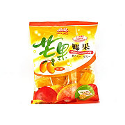 Jin Jin Mango Coconut Jelly