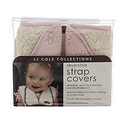 JJ Cole Collections Strap Cover Pink