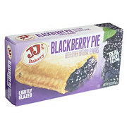 JJ's Bakery Blackberry Pie