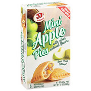 JJ's Bakery Tid-Bits Mini Apple Pies