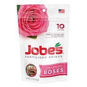 Jobe's Rose Fertilizer Spikes
