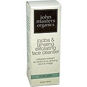JOHN MASTERS ORGANICS Face Cleanser Exfoliating Jojoba & Ginseng