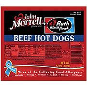 John Morrell Beef Hot Dogs