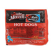 John Morrell Chicken & Pork Hot Dogs