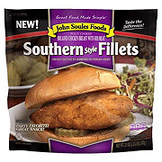 John Soules Fully Cooked Southern Style Chicken Fillets