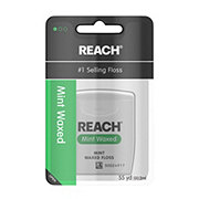 Johnson & Johnson Reach Mint Waxed Floss