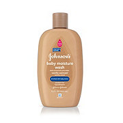 Johnson's Baby Baby Vanilla Oatmeal Wash