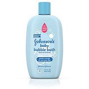 Johnson's Baby Bubble Bath & Wash