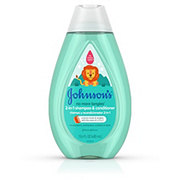 Johnson's Baby No More Tangles 2-in-1 Shampoo & Conditioner