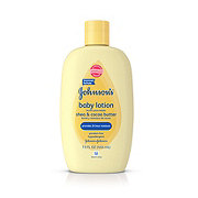 Johnson's Baby Shea & Cocoa Butter Lotion