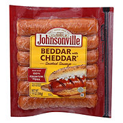 Johnsonville Beddar with Cheddar Smoked Sausage