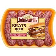 Johnsonville Brats Beer 'n Bratwurst