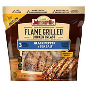 Johnsonville Flame Grilled Black Pepper & Sea Salt Chicken Breast