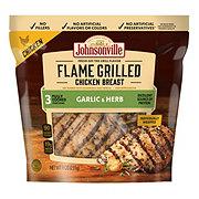 Johnsonville Flame Grilled Garlic & Herb Chicken Breast