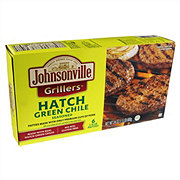 Johnsonville Grillers Hatch Green Chili