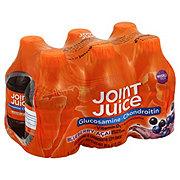 Joint Juice Glucosamine + Chondroitin Blueberry Acai Drink 6 PK