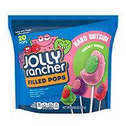 Jolly Rancher Filled Pops