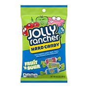 Jolly Rancher Fruit N' Sour Hard Candy In Assorted Flavors